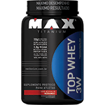 whey da max titanium - melhores whey protein