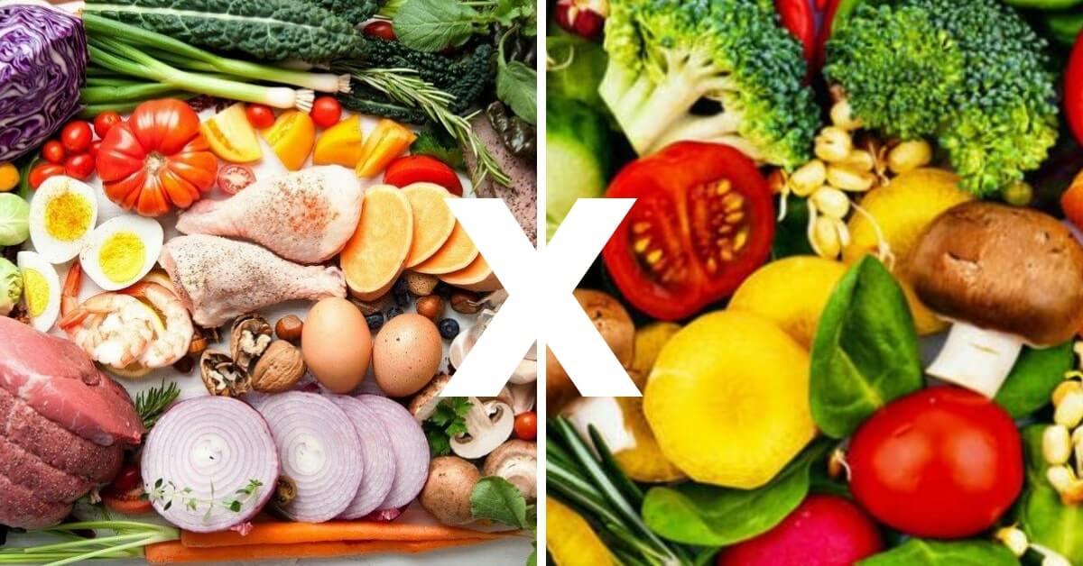 Dieta Low-Carb ou Dieta Crua? Qual é a melhor?